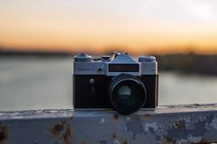 Zenit Photographie stock