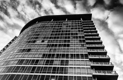 The Zenith Apartment Building in Baltimore, Maryland. Royalty Free Stock Image