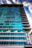 The Zenith Apartment Building in Baltimore, Maryland. royalty free stock images