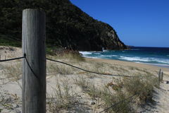 Zenith Beach Royalty Free Stock Images