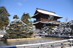 Zenkoji,长野,日本 图库摄影