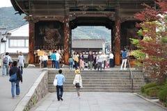 Zenkoji, Nagano Stock Photos