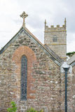 Zennor church in cornwall england Stock Images