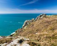 Zennor Head Cornwall England Stock Photography