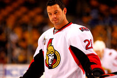 Zenon Konopka Ottawa Senators Royalty Free Stock Photos