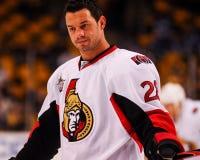Zenon Konopka Ottawa Senators Royalty Free Stock Image