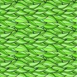 Zentangle выходит предпосылка Стоковое Изображение