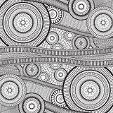 Zentangle Royalty Free Stock Photography