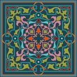 Zentangle a dénommé l'élément géométrique de modèle d'ornement Ornement traditionnel de l'Orient Boho a dénommé Géométrique abstr illustration de vecteur