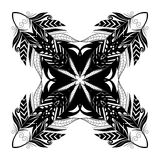 Zentangle elements for design Royalty Free Stock Photo