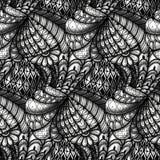 Zentangle pattern Royalty Free Stock Image