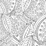 Zentangle 6 Royalty Free Stock Photography