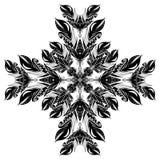 Zentangleelementen voor ontwerp Stock Foto's