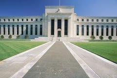 Zentralbank-Querneigung Stockfoto
