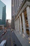 Zentralbank-Querneigung von San Francisco Lizenzfreie Stockfotografie