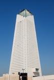 Zentralbank von Kuwait-Wolkenkratzer Stockbild