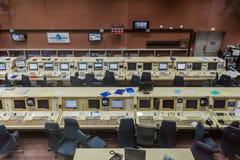 Zentrale in der Guayana-Raum-Mitte lizenzfreies stockbild