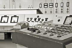 Zentrale in Ferropolis stockbilder