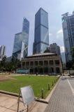 Zentrale, Hong Kong Stockfotos