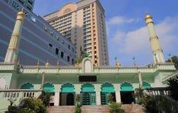 Zentrale Moschee Ho Chi Minh City Vietnam Saigon Stockfotografie