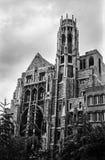 Zentrale Presbyterianische Kirche Stockfotografie