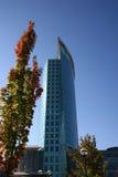 Zentrale Stadt Lizenzfreie Stockfotografie