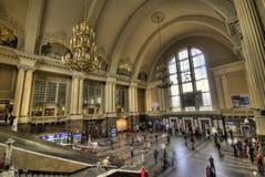 Zentrale Station stockbild