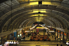 Zentrale Station in Stockholm Lizenzfreies Stockfoto