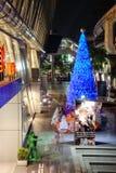 Zentrale Welt, Bangkok, Thailand Lizenzfreie Stockfotos