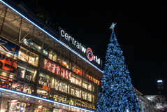 Zentrale Welt, Bangkok, Thailand Lizenzfreie Stockbilder