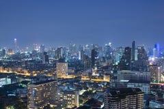 Zentrale Welt (CTW) das berühmte der Einkaufszentren Stadtzentrum herein von Bangkok Lizenzfreies Stockbild