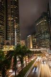 Zentraler Bezirk von Hong Kong Lizenzfreies Stockfoto