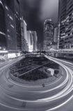 Zentraler Bezirk von Hong Kong-Stadt Lizenzfreies Stockbild