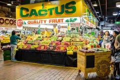 Zentraler Markt in Adelaide, Süd-Australien Lizenzfreies Stockfoto