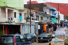 Zentraler Markt in Asuncion Lizenzfreie Stockbilder