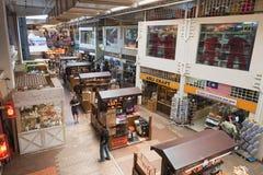 Zentraler Markt, Kuala Lumpur in Malaysia Lizenzfreies Stockbild