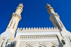 Zentrales jami - Hurghada, Ägypten Lizenzfreie Stockfotos