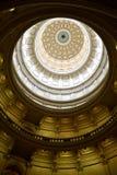 Zentrales Schicksal Austin State Capitols lizenzfreie stockfotos