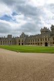 Zentrales Viereck bei Windsor Castle, Großbritannien stockbilder