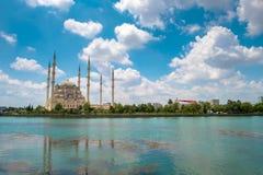 Zentralmoschee der Türkei Adana Sabanci Stockbilder