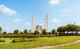 Zentralmoschee der Türkei Adana Sabanci Lizenzfreies Stockbild