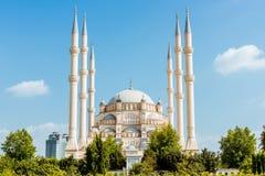 Zentralmoschee der Türkei Adana Sabanci Stockbild