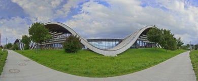 Zentrum Paul Klee muzeum w Bern Zdjęcie Royalty Free