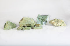 Zeolite kamień Obraz Stock