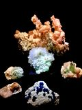 Zeolite royalty free stock images