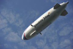 Zeppelin Photographie stock libre de droits