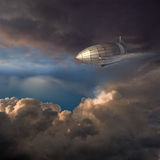 Zeppelin Royalty Free Stock Images
