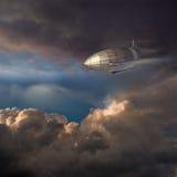 Zeppelin Images libres de droits