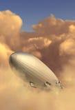 zeppelin διανυσματική απεικόνιση