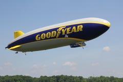 Zeppelin NT di Goodyear Fotografie Stock